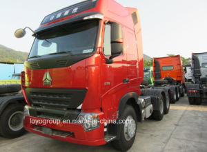 Brand New Sinotruk HOWO A7 6X4 Tractor Truck pictures & photos