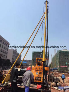 Portable Crawler Type Water Well Drilling Rig (YZJ-150Y) pictures & photos