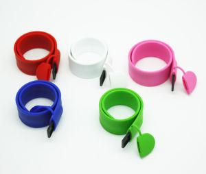 Silicone Bracelet Pendrive USB Flash 26GB Gadget pictures & photos