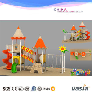 Vasia Ce Standard Children Outdoor Playground 2017 pictures & photos