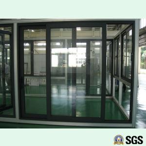 High Quality Thermal Break Aluminium Profile Frame Sliding Door, Aluminum Window, Aluminium Window, Window K01018 pictures & photos