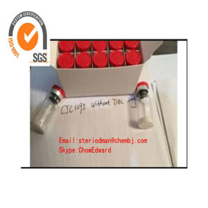 Peptides Cjc-1295 Without (DAC) 2mg/Vial Powder for Increasing Muscle pictures & photos