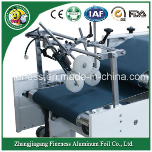 Automatic Folding Carton Box Gluing Machine Fdf-800A pictures & photos