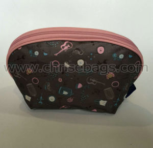 Polyster Cosmetic Bag for Women pictures & photos