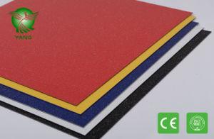 3.4mm / 4.0mm / 5.0mm Wood PVC Vinyl Flooring Click Vinyl Flooring for Decorative