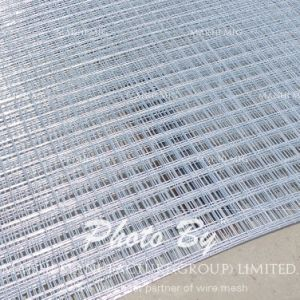 "1""X1"" Welded Wire Mesh Fence pictures & photos"
