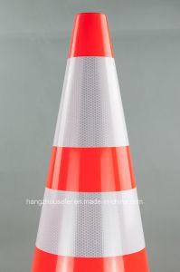 Flexible Soft 28inch 70cm PVC Cone Wholesale (S-1232) pictures & photos
