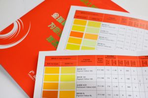 Wall Paint Color Shade Chart Brochure pictures & photos