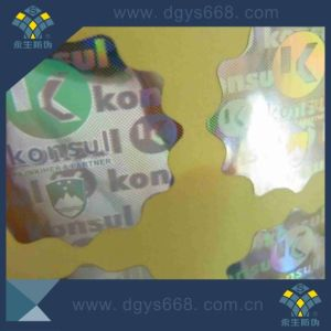 Metallic Reflective Laser Sticker pictures & photos