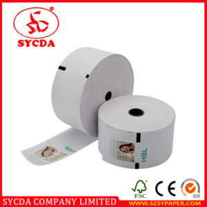 Factory Supply 2 1/4 Inch * 50′ Thermal Paper for Credit Card Machine pictures & photos