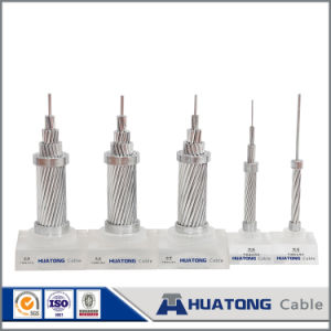 Bare Overhead Aluminium Conductor Alloy Reinforced Acar ASTM B524 pictures & photos