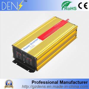 1500W Inverter 12V to 110V Solar System off Grid Inverter pictures & photos