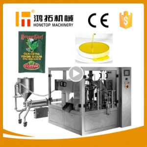 Liquid Packaging Machine for Olive pictures & photos