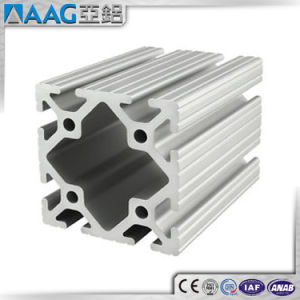 Euro Standard Extruded Aluminum T Slot pictures & photos