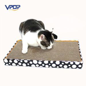 Regular Flat Cardboard Cat Sleeping Pad Cat Scratcher