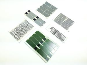 Thick Film Flat High Voltage Resistors pictures & photos