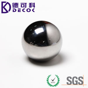 Fast Delivey in Stock 1/2inch Chrome Steel Ball pictures & photos