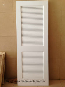 Folding Bathroom Shutter Door (louver door) pictures & photos