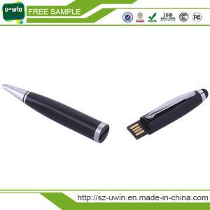 Customized Colorful Plastic Pen USB Flash Drive pictures & photos