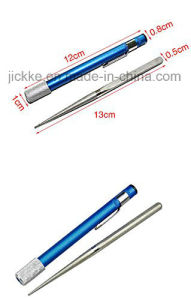 Diamond Grit Sharpener Rod Pen-File Hunting Kitchen Knife Fish Hook sharpener pictures & photos