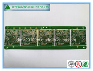4 Layer PCB with Immersion Gold and Half Holes pictures & photos