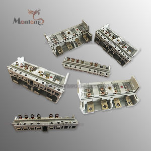 Terminal Block & DIN Rail Mount Screw Terminal Block Adapter Module & Bornier pictures & photos