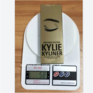 Cosmetics Kylie Kyliner Including an eyeliner brush an eyebrow cream Three-piece pictures & photos