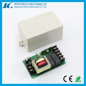 AC220V 2-CH High Power 433MHz Remote Control Switch Kl-K211X pictures & photos