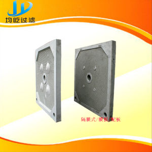 Round Filter Plate for Filter Press pictures & photos