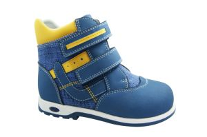 Children Orthopedic Comfy Boots Students Stability Shoes pictures & photos