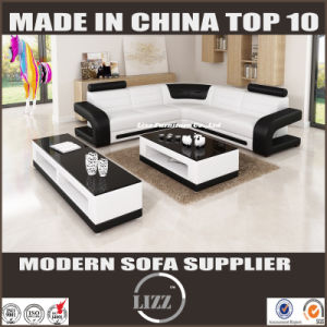2017 New Design Modural Leisure Leather Sofa for Living Room Furniture (LZ 8001-A) pictures & photos