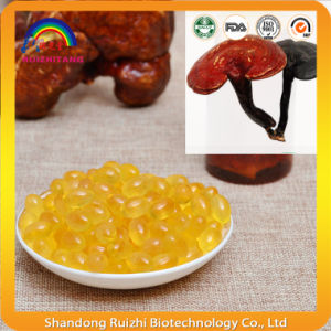 Basswood Ganoderma Lucidum Spores Oil Soft Capsules pictures & photos