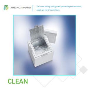 Fiberglass Vacuum Insulation Panel VIP Temperature Resistance Board Low Conductivity pictures & photos