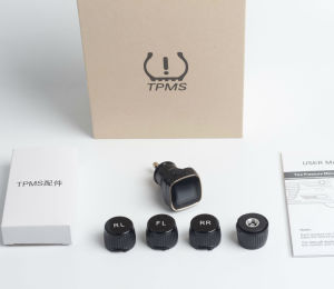 DIY Installation TPMS Tire Pressure Monitor System Freescale Chip pictures & photos