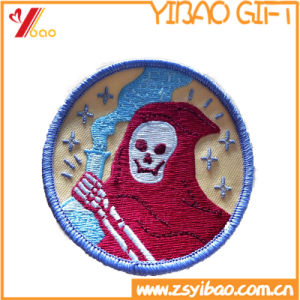 Custom Hight Quality Embroidery Patches with Patchs Woven Label (YB-HR-405) pictures & photos