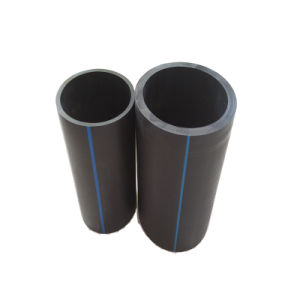 ISO Standard PE Plastic Water Pipe pictures & photos