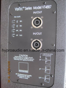 Vt4887 Line Array Speaker Three-Way PRO Audio pictures & photos