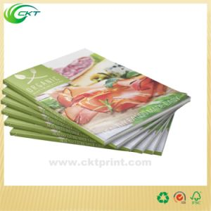 Cheap Color Book Printing with Perfect Bound (CKT-BK-310)