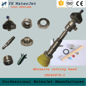 Abrasive Cutting Head Waterjet Cutter pictures & photos