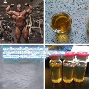Muscle Building Oral Steroids Hormone Raw Powder Anadrol CAS 434-07-1 pictures & photos
