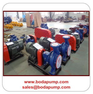 Horizontal Centrifugal Gold Ash Mining Sludge Sump Solid Slurry Pump pictures & photos