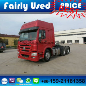 Used Chinese 6*4 Sinotruck HOWO Truck Tractor Head pictures & photos