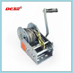 Portable Steel Cable Manual Hand Winch pictures & photos