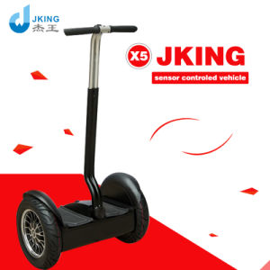New Arrival Two Wheels Balancing Standing Golf Scooter pictures & photos