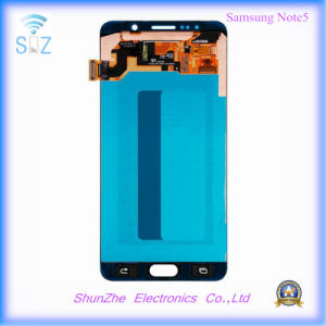Mobile Smart Cell Phone Screen LCD for Samsung Galaxy Note 5 N9200 Displays Assembly pictures & photos