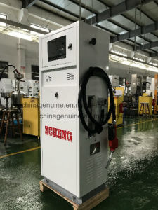 Zcheng Mechanical Series Fuel Dispenser One Nozzle Mini Fuel Dispenser Simple Fueldispenser pictures & photos