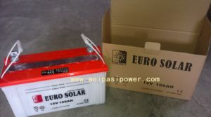 EURO SOLAR battery, Regional sales, Orders, or OEM are welcomed! pictures & photos
