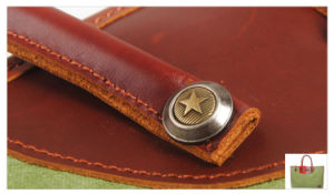 Four Color Fashion Washed Canvas Ladies′s Handbags (RS-897) pictures & photos