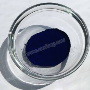 Organic Pigment Phthalocyanine Blue Pigment Blue Green for Functional Masterbatch pictures & photos