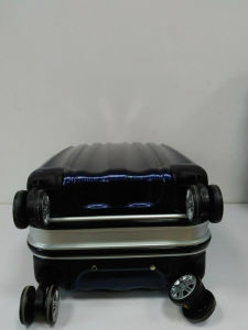 """Factory Low MOQ PC Material 20""""24""""28"""" Universal Wheels Travel Rolling Luggage Suitcase, Customized OEM Trolley Case pictures & photos"""